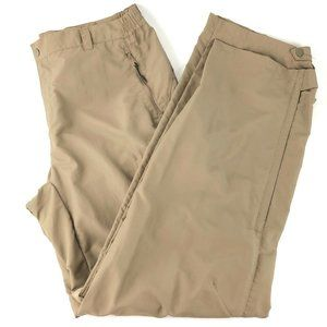 Womens REI Convertible Hiking Pants Size 18 T Tall